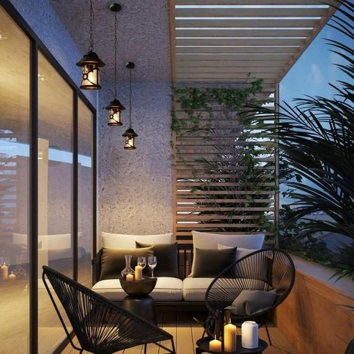 11 Trendy Balcony Decorating Ideas Home Decor 7