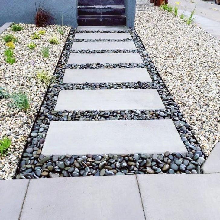 11 Walkways To Front Door Home Decor 1