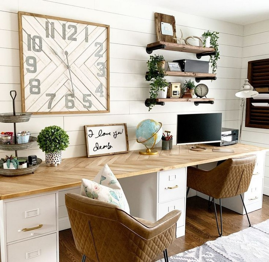 12 Creating The Perfect Work Space At Home Home Deccor 15