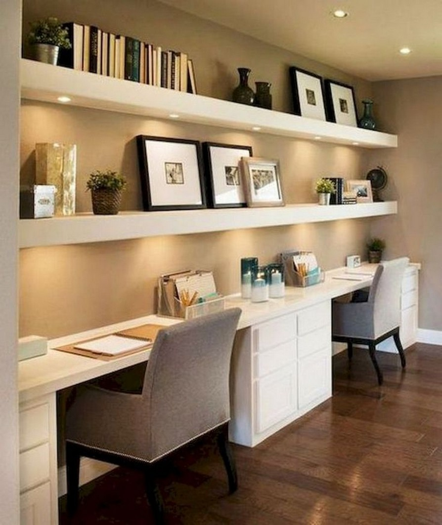 12 Creating The Perfect Work Space At Home Home Deccor 16