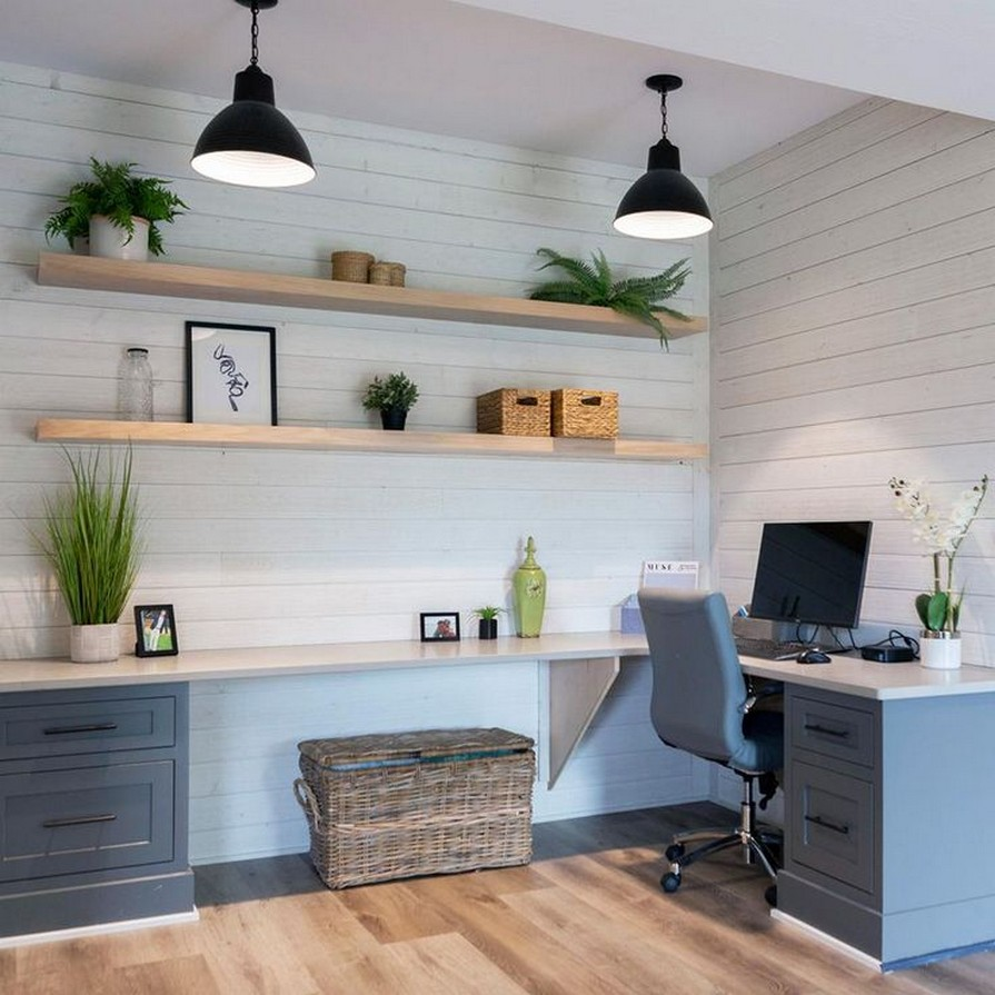 12 Creating The Perfect Work Space At Home Home Deccor 7