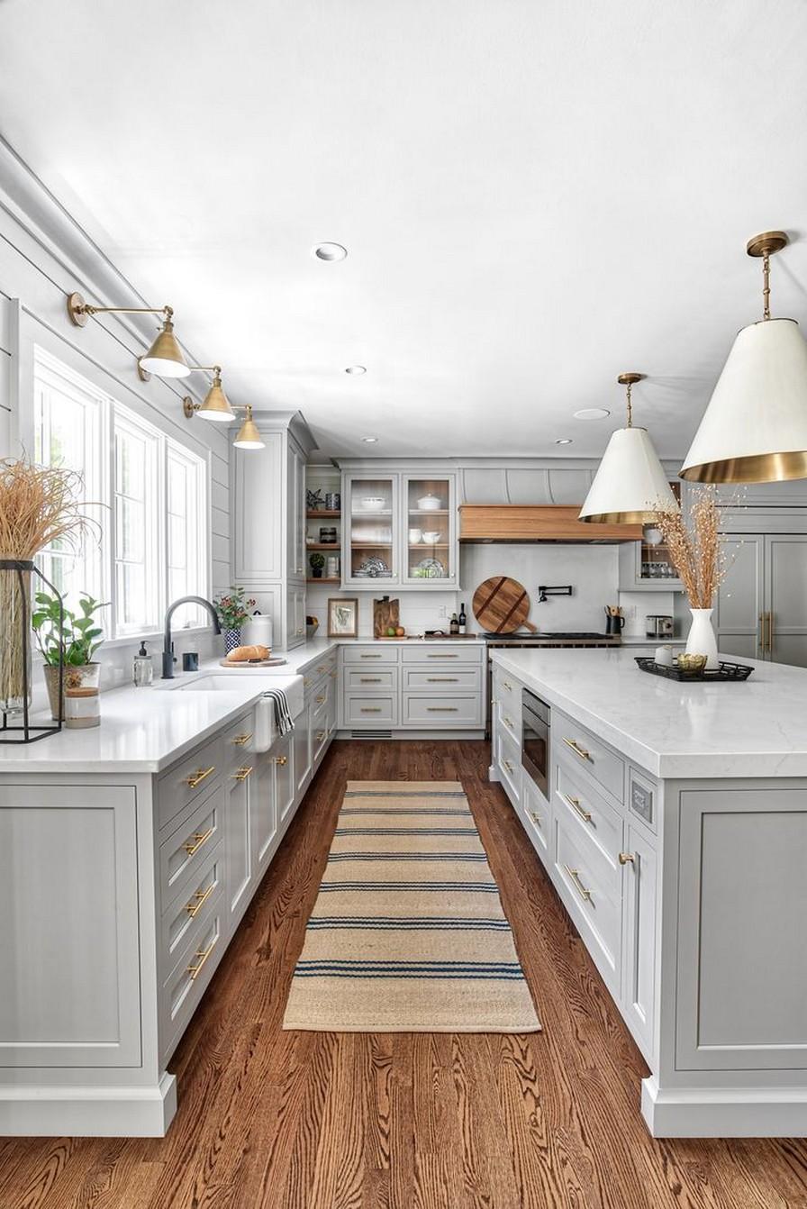 12 Creative Kitchen Cabinet Color Ideas Home Decor 16