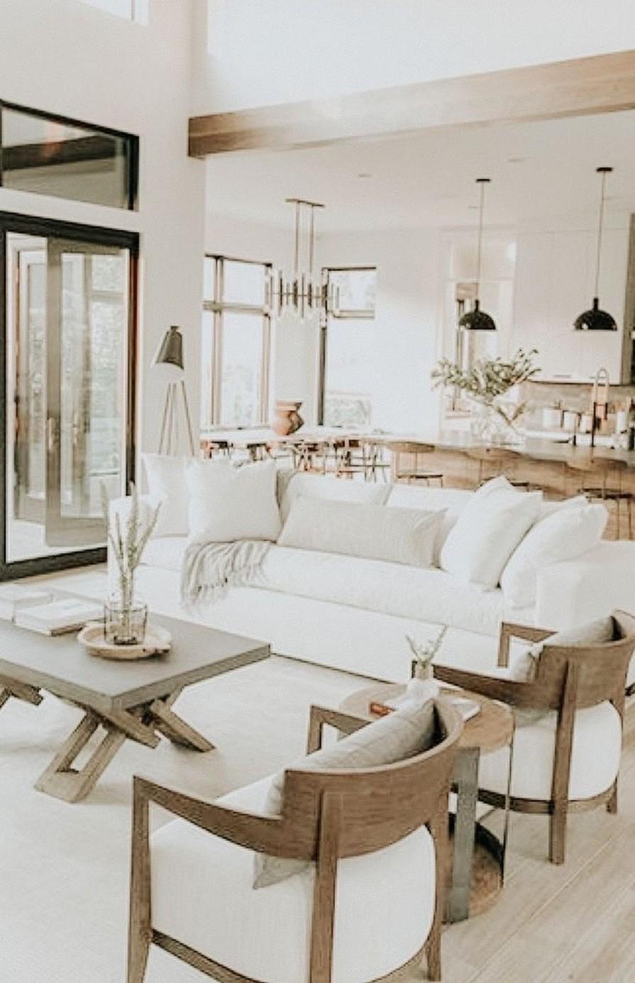12 Modern Farmhouse Interior Home Decor 12