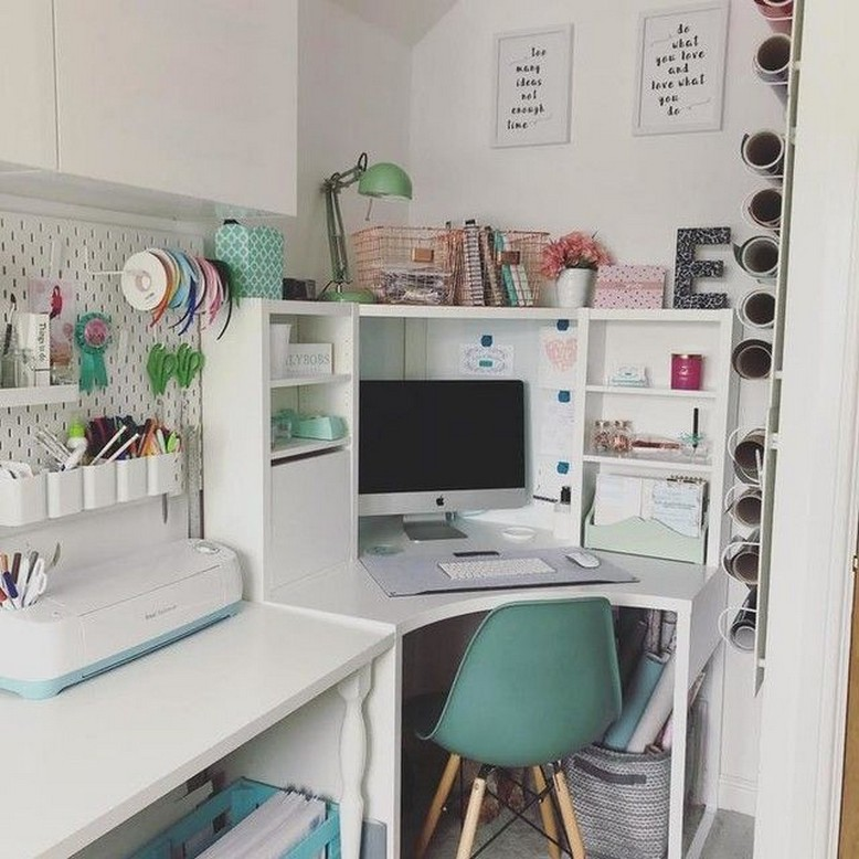 12 Small Office Decorating Ideas Home Decor 7