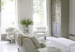 12 White Living Room Elegant Home Decor 10