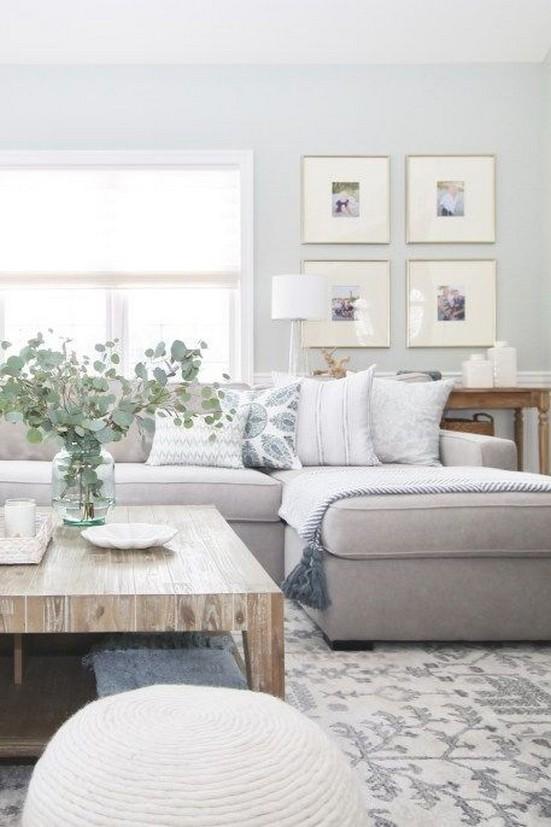 12 White Living Room Elegant Home Decor 14