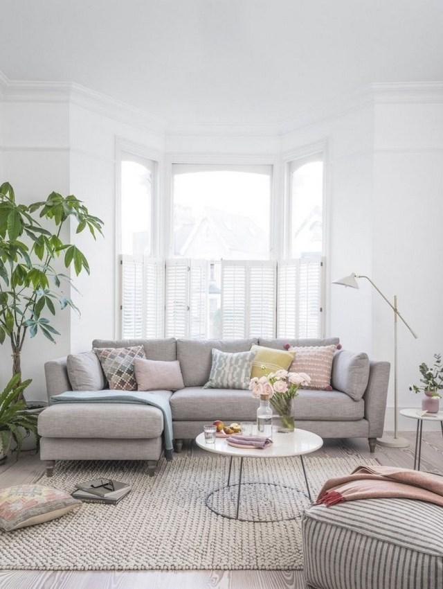 12 White Living Room Elegant Home Decor 16