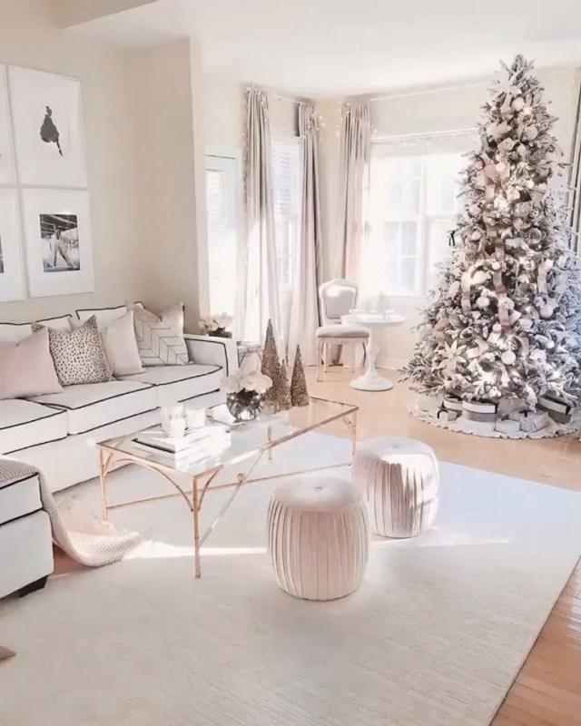 12 White Living Room Elegant Home Decor 20
