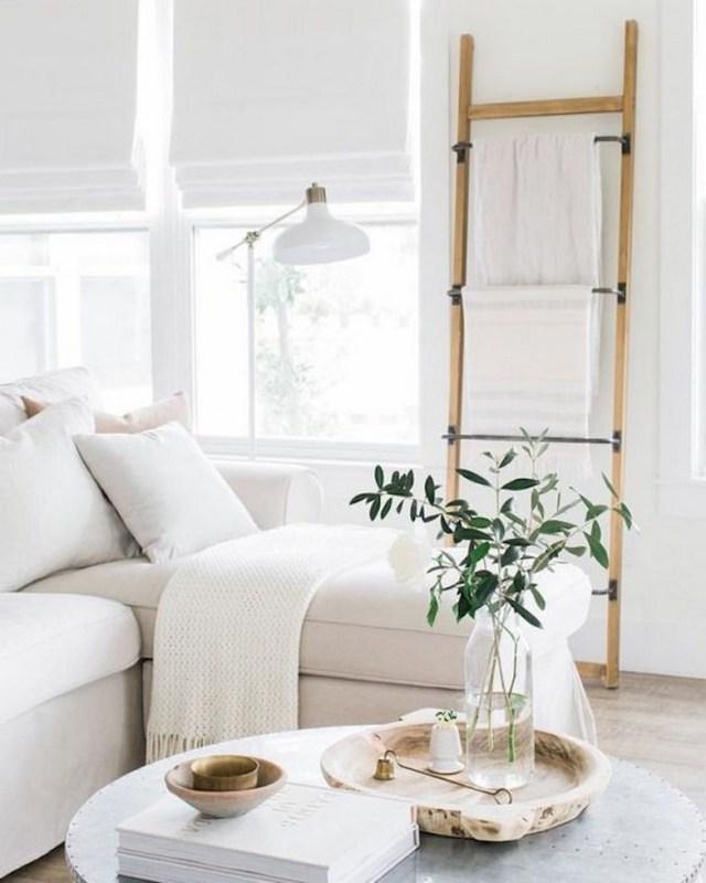 12 White Living Room Elegant Home Decor 6
