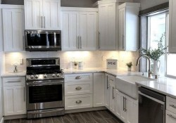 36 Kitchen Cabinet Installation Home Decor 27