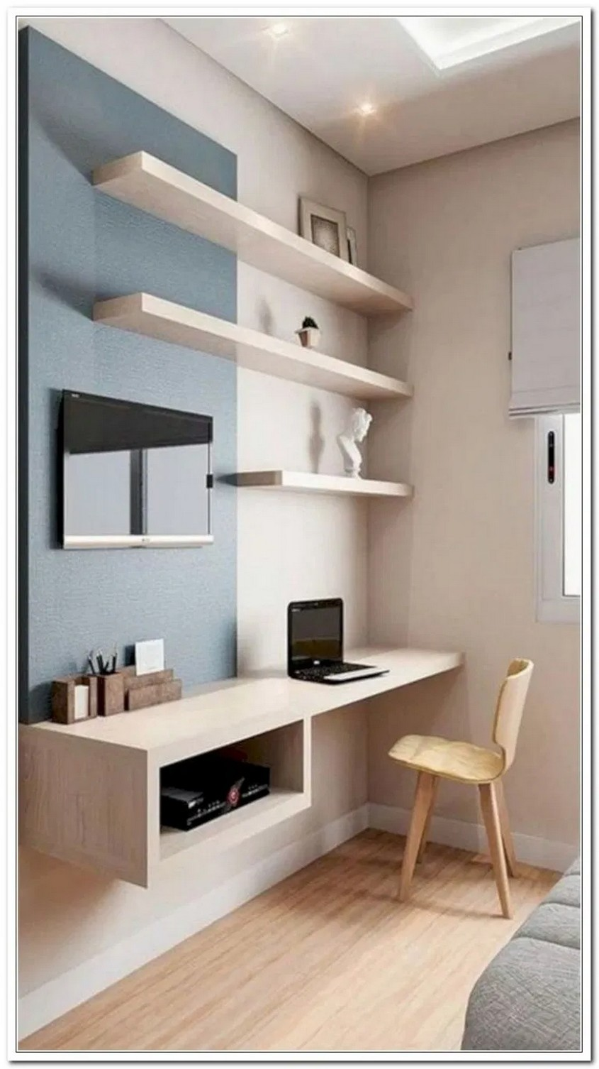 45 Space Saving Home Office Furniture – Home Decor 16