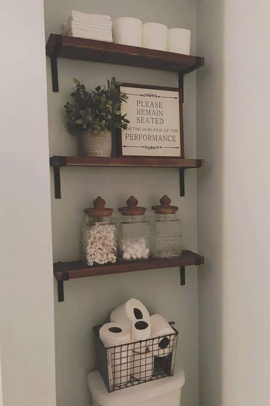 60 The Benefits Of Floating Shelves Home Decor 24