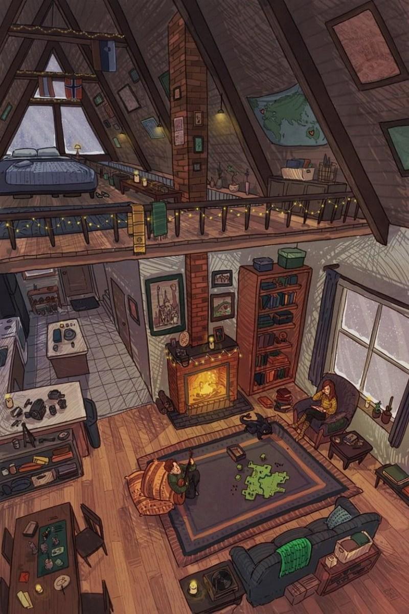 96 Study Room With Four Essentials For You Home Decor 92