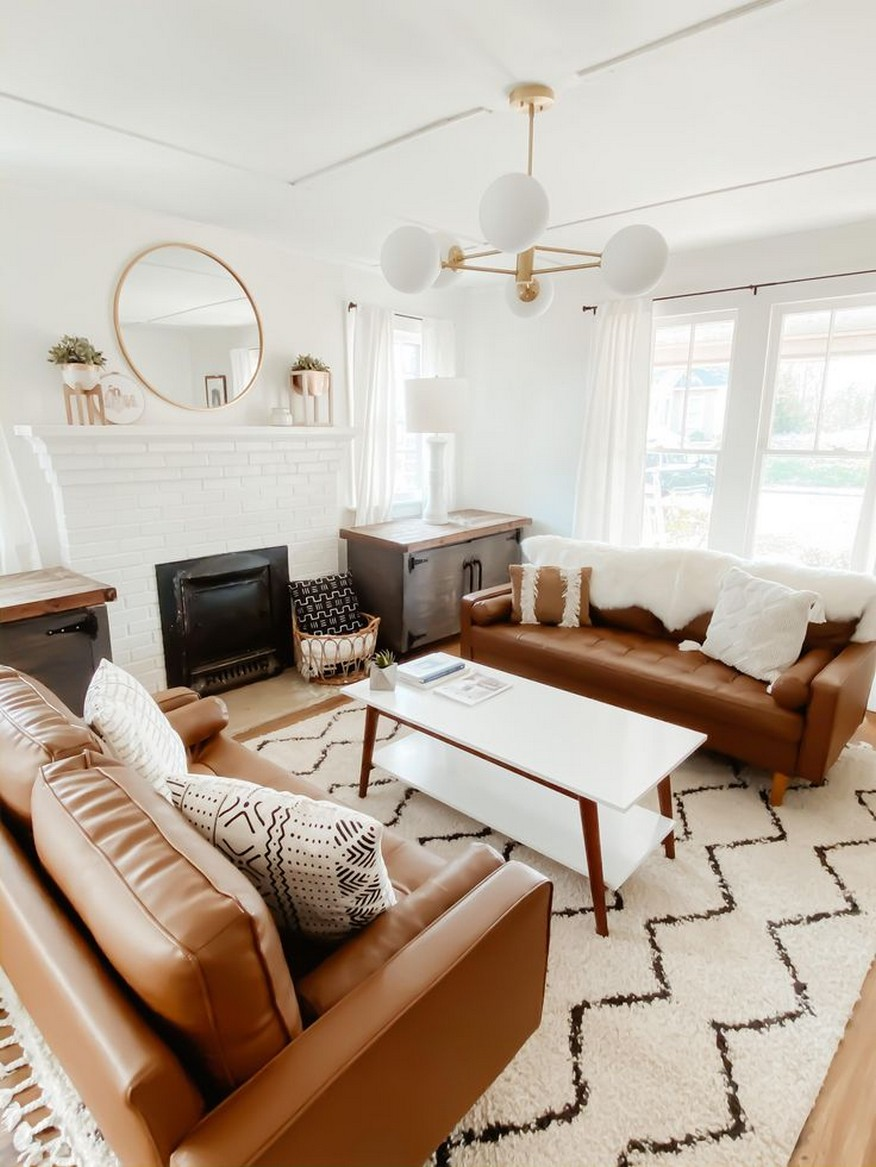 98 Living Room Decor Ideas For The Comfort Of Your Rest Home Decor 12