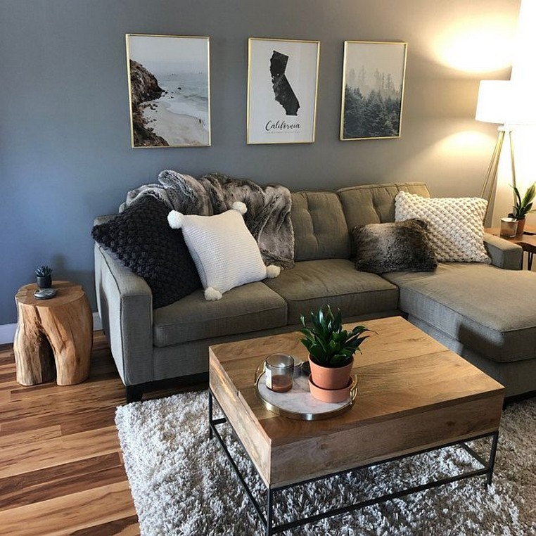 98 Living Room Decor Ideas For The Comfort Of Your Rest Home Decor 32