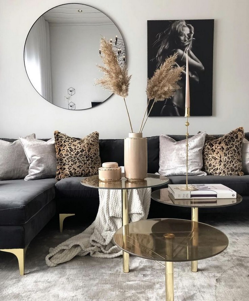 98 Living Room Decor Ideas For The Comfort Of Your Rest Home Decor 88