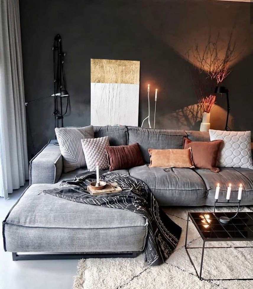 98 Living Room Decor Ideas For The Comfort Of Your Rest Home Decor 91
