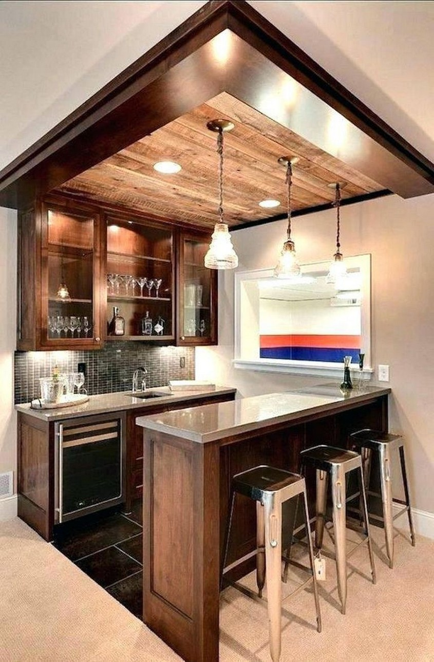 60 Man Cave Bar Ideas To Slake Your Thirst 27