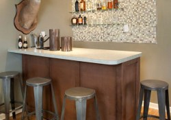 60 Man Cave Bar Ideas To Slake Your Thirst 47
