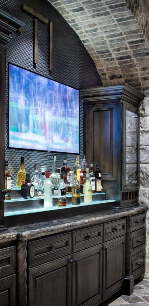60 Man Cave Bar Ideas To Slake Your Thirst 57