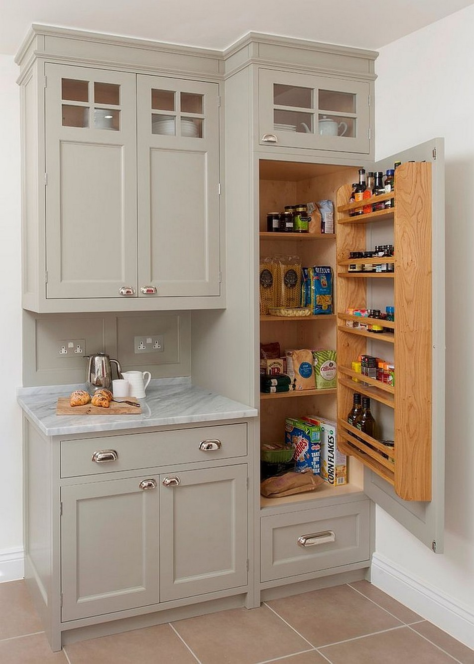 71 Painted Kitchen Cabinets Ideas For Home Decor 45