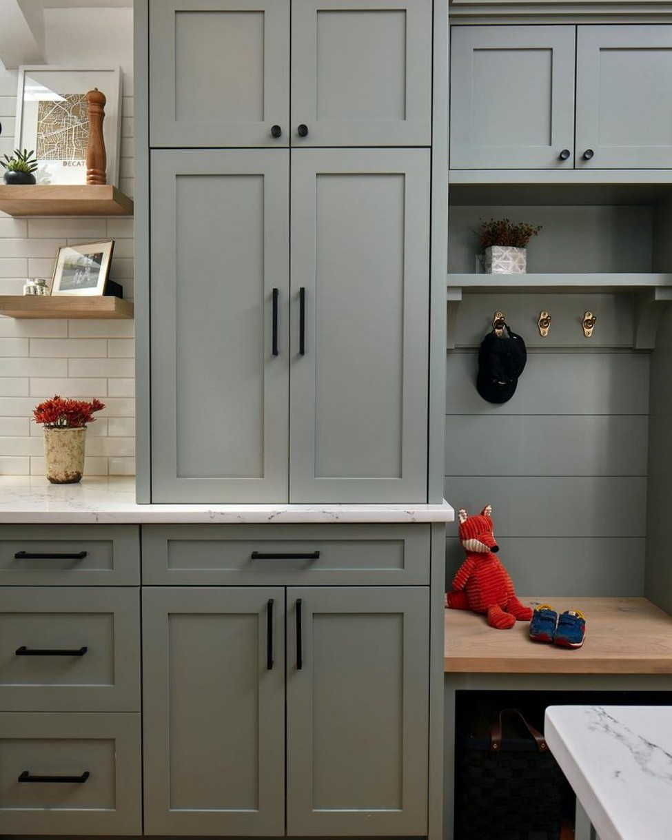 71 Painted Kitchen Cabinets Ideas For Home Decor 61