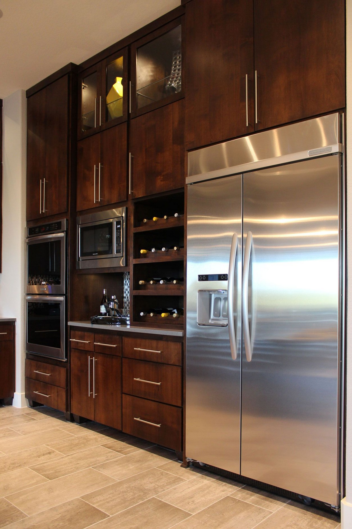 71 Painted Kitchen Cabinets Ideas For Home Decor 7