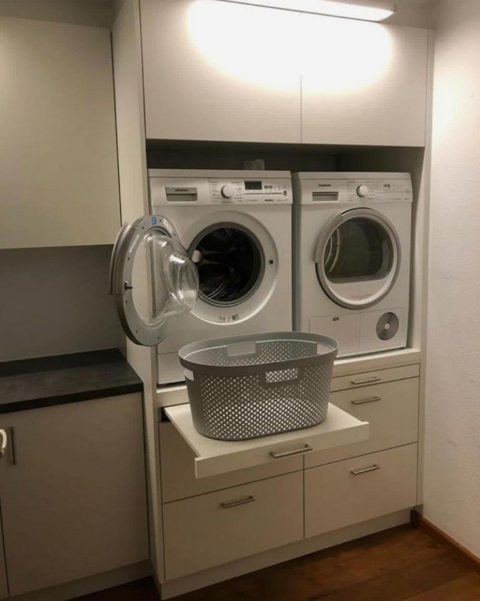 72 Laundry Room Cabinets All You Need To Know 62