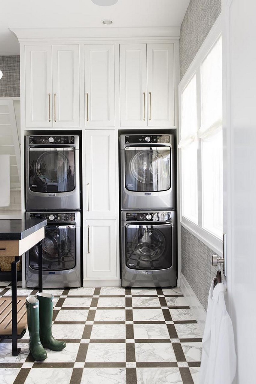 72 Laundry Room Cabinets All You Need To Know 69