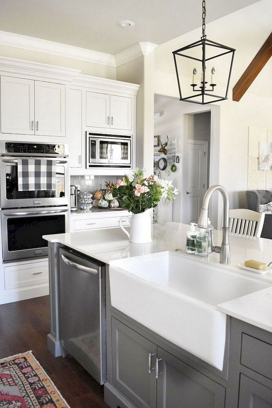 74 Things A Farmhouse Kitchen Sink Can Do For You Home Decor 28