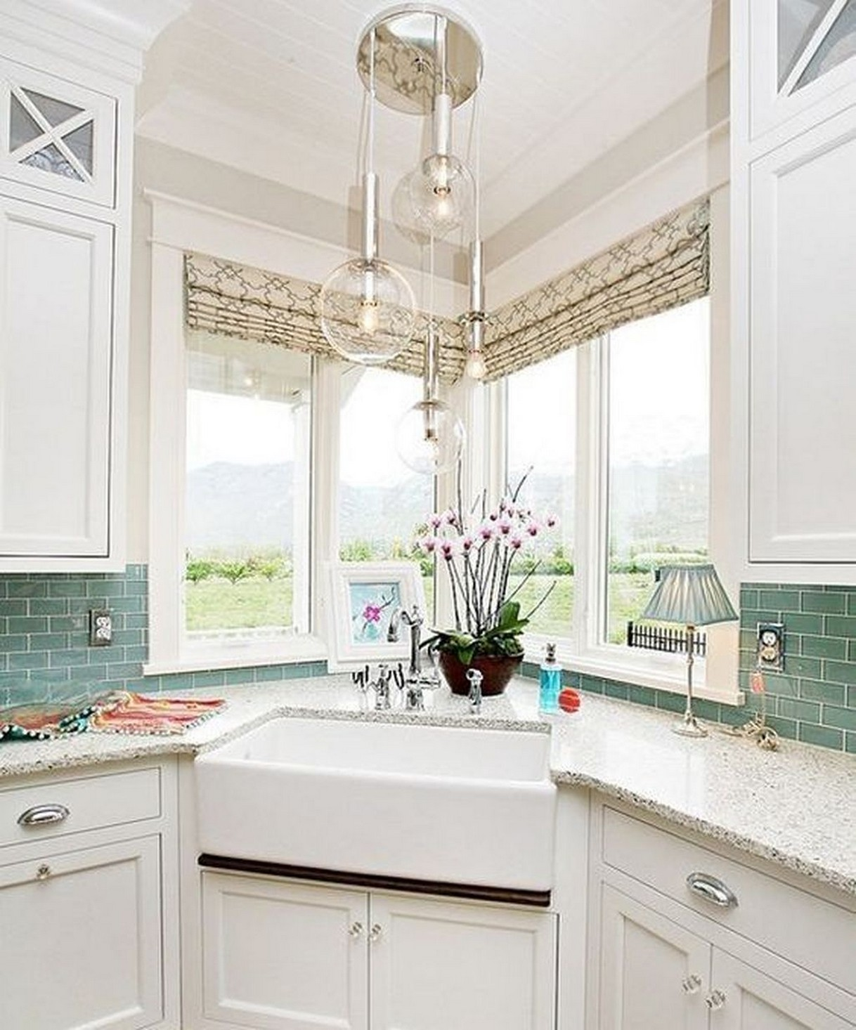 74 Things A Farmhouse Kitchen Sink Can Do For You Home Decor 30