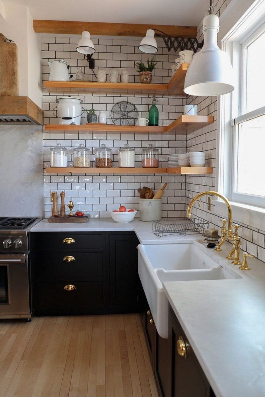74 Things A Farmhouse Kitchen Sink Can Do For You Home Decor 59