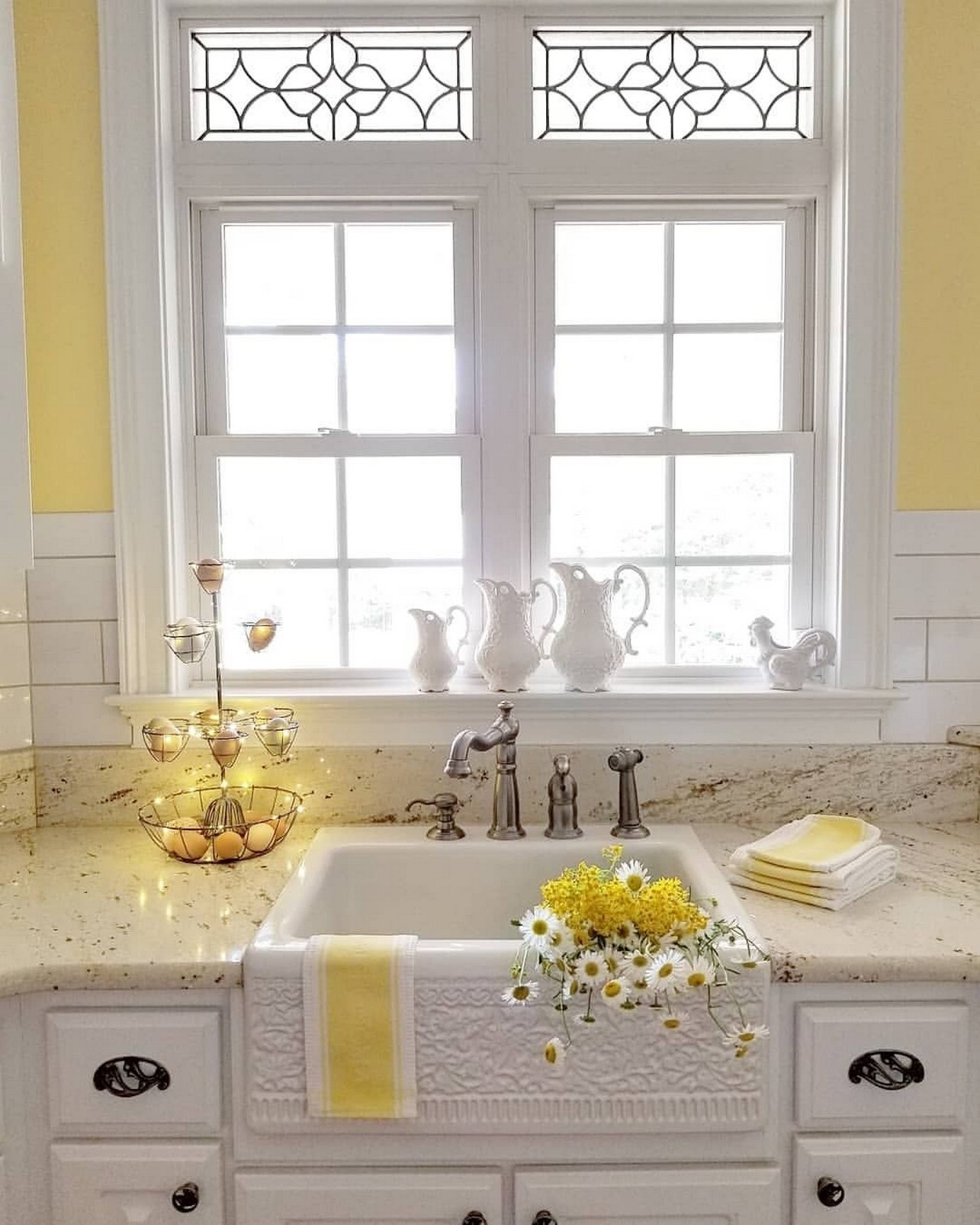74 Things A Farmhouse Kitchen Sink Can Do For You Home Decor 62
