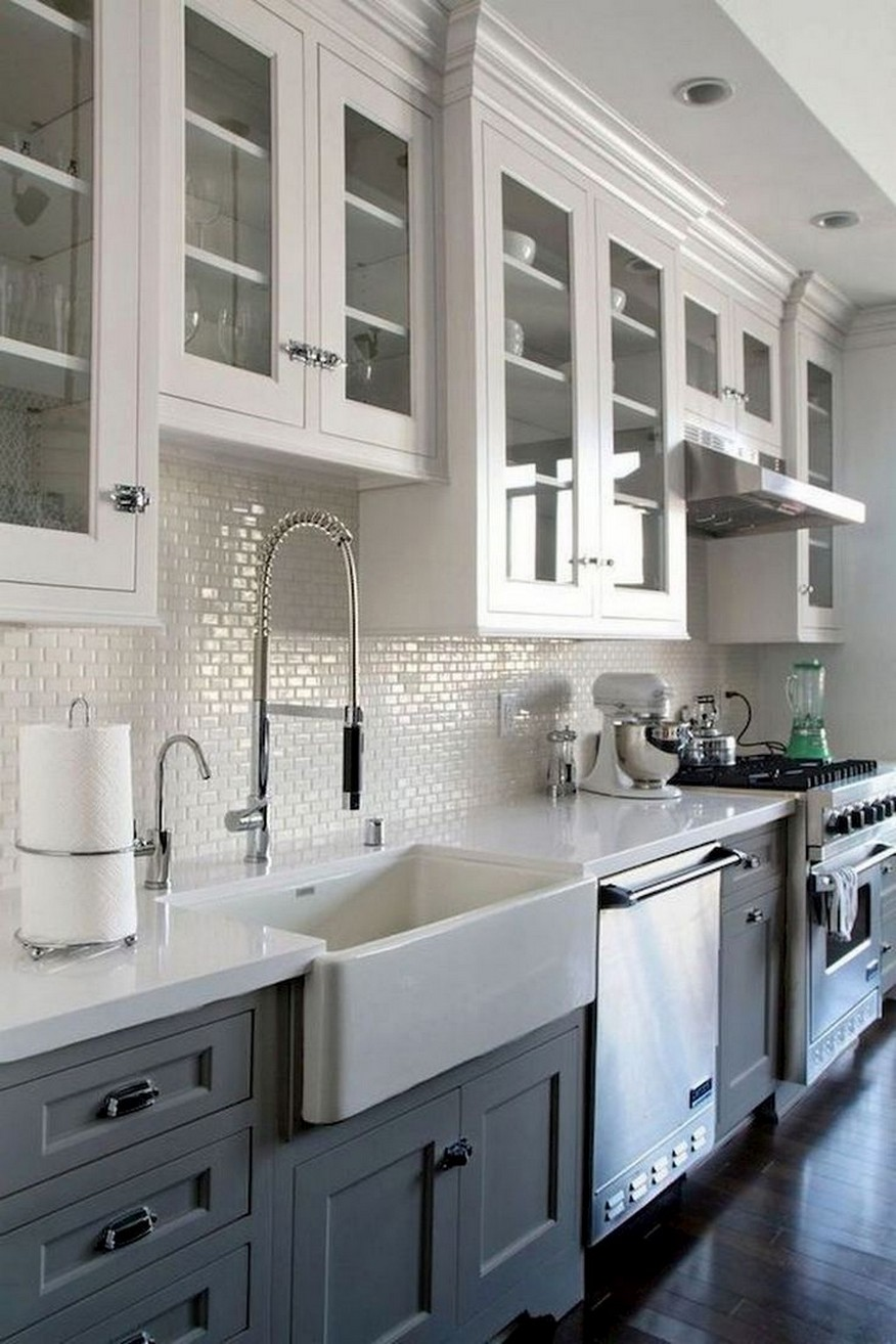 74 Things A Farmhouse Kitchen Sink Can Do For You Home Decor 69