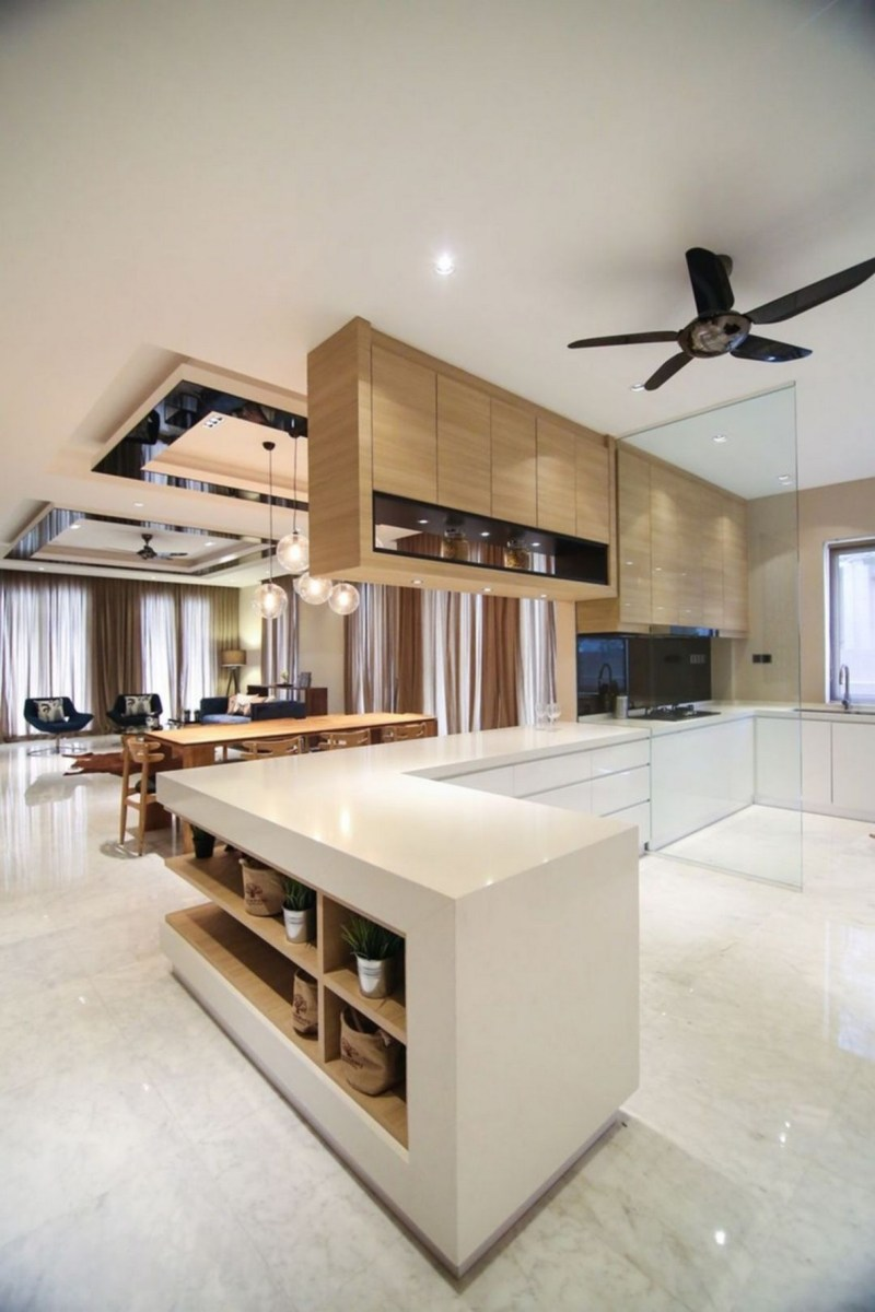 86 Modern Kitchen Ideas For Modern Kitchens Home Decor 23