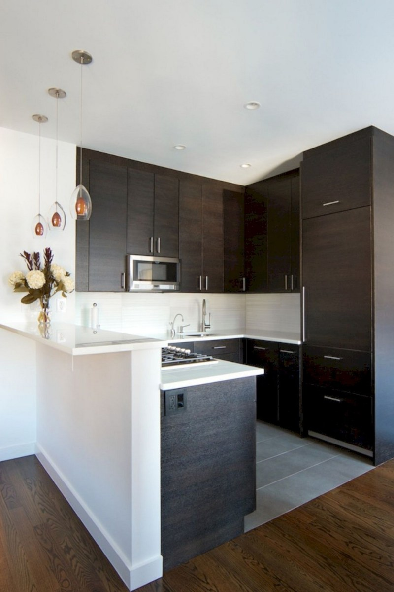 86 Some Small Kitchen Ideas To Help You Do Up Your Kitchen 14