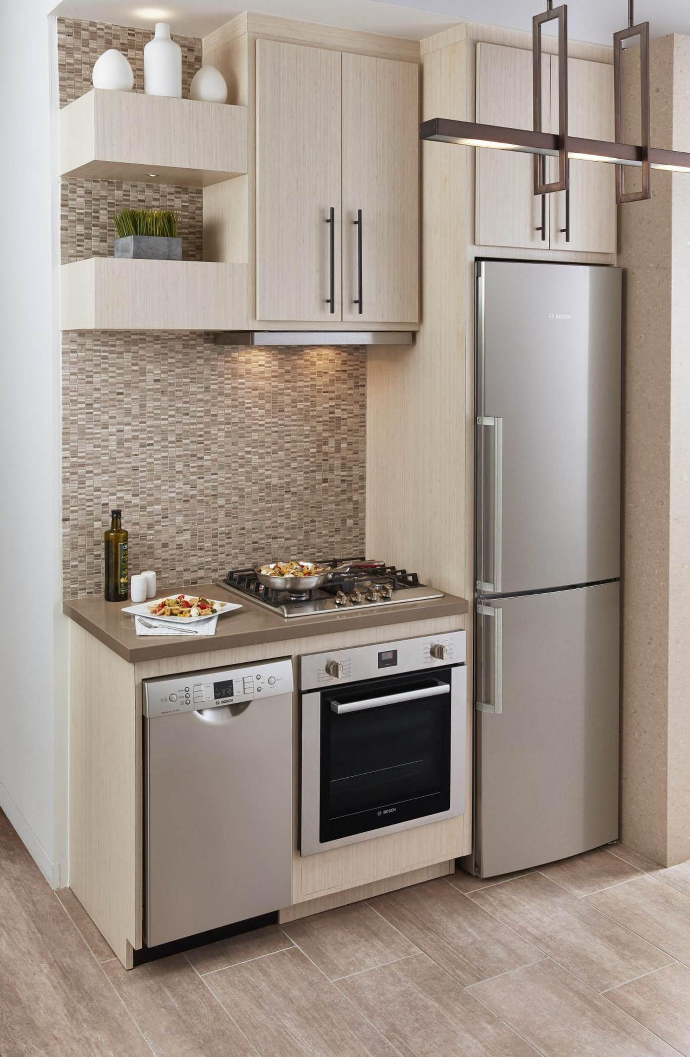 86 Some Small Kitchen Ideas To Help You Do Up Your Kitchen 47
