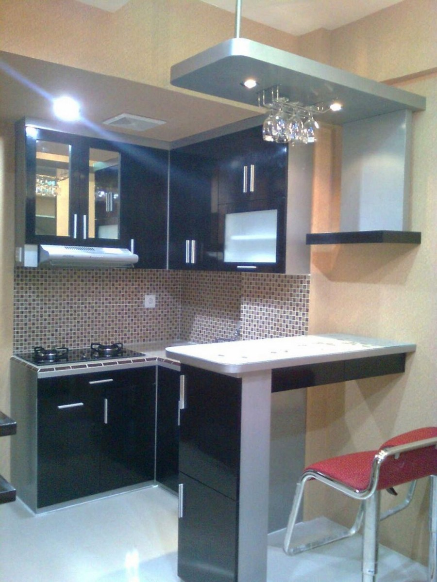 86 Some Small Kitchen Ideas To Help You Do Up Your Kitchen 53
