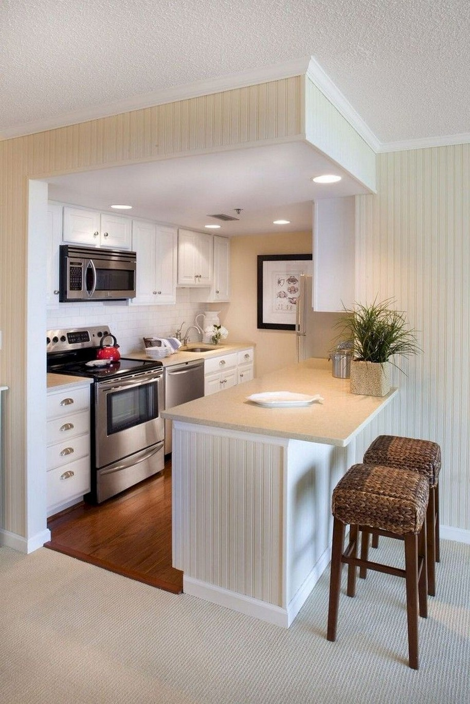 86 Some Small Kitchen Ideas To Help You Do Up Your Kitchen 6