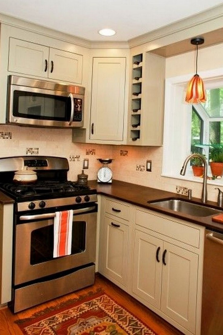86 Some Small Kitchen Ideas To Help You Do Up Your Kitchen 9