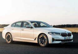 2022 BMW 5 Series SUV Review