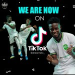 Dreams FC Launches A TikTok Account.