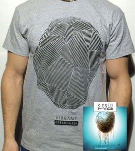 Stone T-shirt + Signed Album VIBRANT Bundle