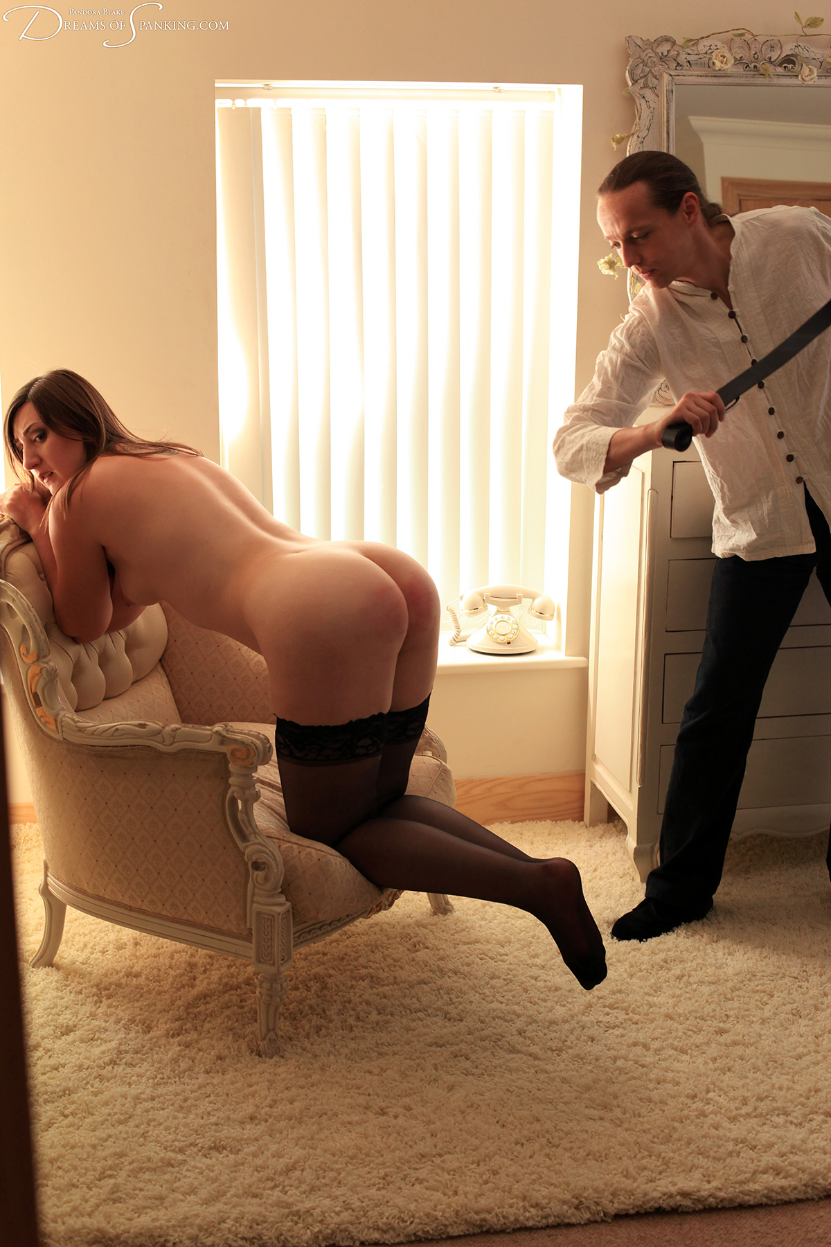 Dominance and Submission at Dreams of Spanking