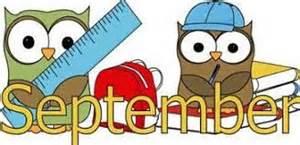 September = Back to School Savings
