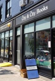 The City & The City Books