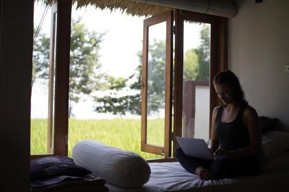 Bali Hacker Katja