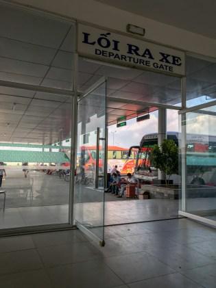 Rach Gia Bus Terminal