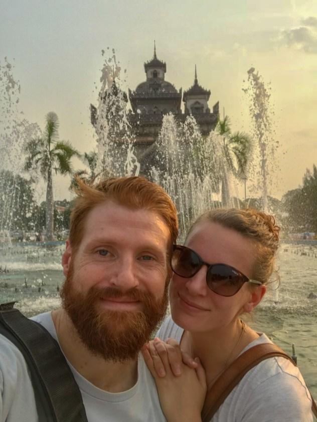 Vientiane Selfie