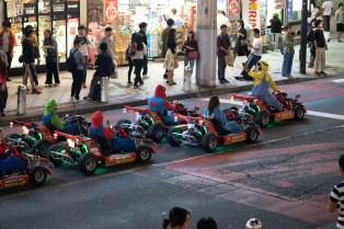 Tokyo Mario Kart
